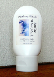 Arabian White Musk Moisturizing Body Lotion