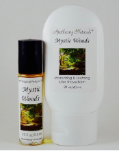 Mystic Woods Aftershave Set