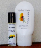 Lemon Verbena Natural Skincare Set