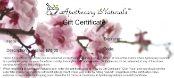 $70.00 Gift Certificate