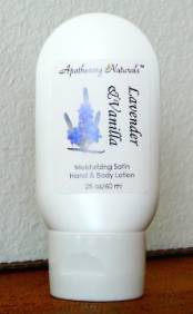 Lavender Vanilla Moisturizing Body Lotion