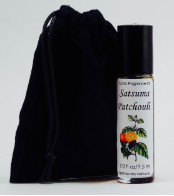 Satsuma Patchouli Essential Perfume Oil