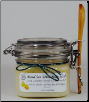 Satin Lemon Splash Dead Sea Moisturizing Face & Body Scrub