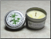 Bamboo Blossom Massage Candle