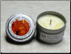 Mystic Amber Massage Candle